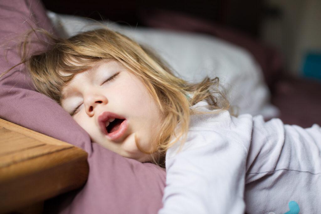 דום נשימה אצל ילדים